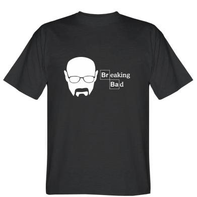 Футболка Breaking Bad Logo