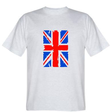 Футболка Британський прапор
