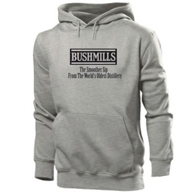 Толстовка Old Bushmills Brand