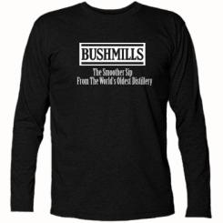 Футболка з довгим рукавом Old Bushmills Brand