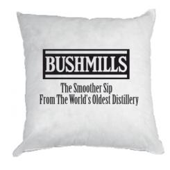 Подушка Old Bushmills Brand