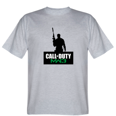 Футболка Call Of Duty Modern Warfare 3