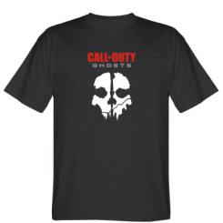 Футболка Call of Duty Ghosts