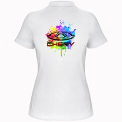 Жіноча футболка поло Chery Art