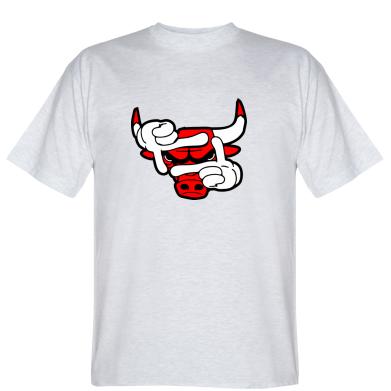 Футболка Chicago Bulls бик