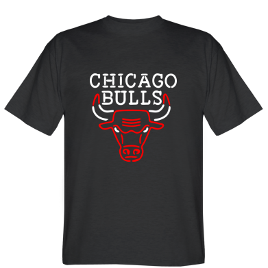 Футболка Chicago Bulls Logo