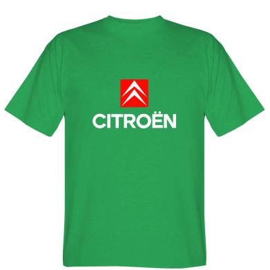 Футболка CITROEN 2