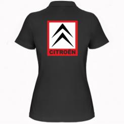 Купити Жіноча футболка поло Citroen