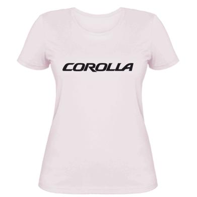 Жіночі футболки Toyota - купити футболку Toyota в Києві 5413be3f1bae8