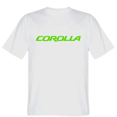 Футболка COROLLA