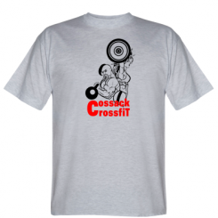 Футболка Cossack CrossFit