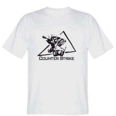 Футболка Counter Strike Gamer