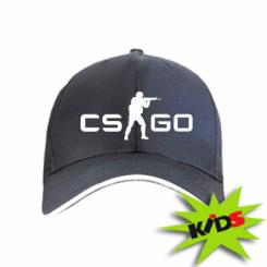 Детская кепка Counter Strike GO