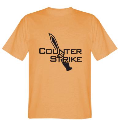 Футболка Counter Strike Ніж