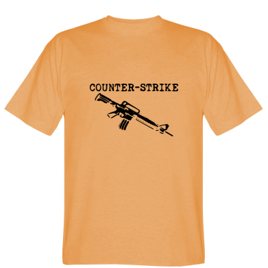 Футболка Counter Strike М16