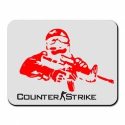 Коврик для мыши Counter Strike Player