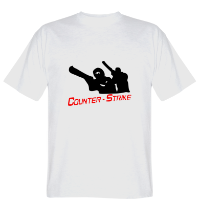Футболка Counter Strike