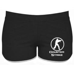 Женские шорты Counter Strike