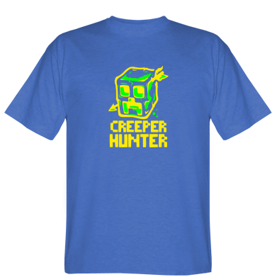 Футболка Creeper Hunter