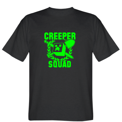 Футболка Creeper Squad