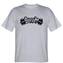 Футболка CrossFit Champ