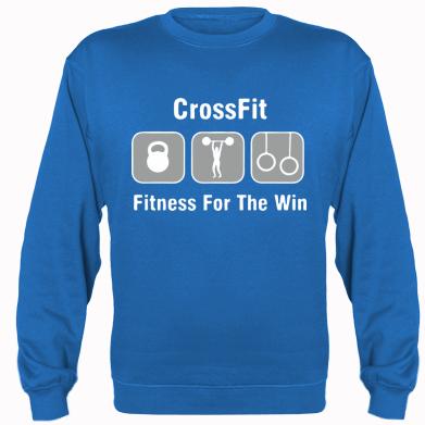 Купити Реглан Crossfit Fitness For The Win