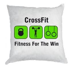 Купити Подушка Crossfit Fitness For The Win