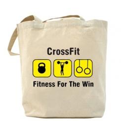 Купити Сумка Crossfit Fitness For The Win