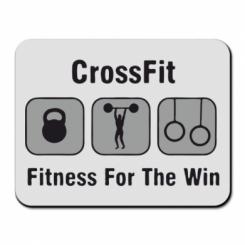 Купити Килимок для миші Crossfit Fitness For The Win