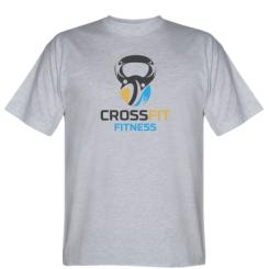 Футболка CrossFit Fitness