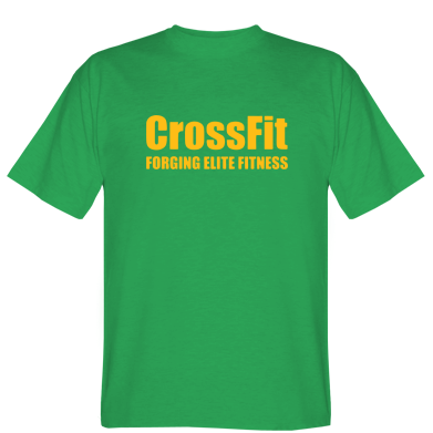 Футболка Crossfit Forging Elite Fitness