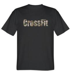 Футболка CrossFit камуфляж