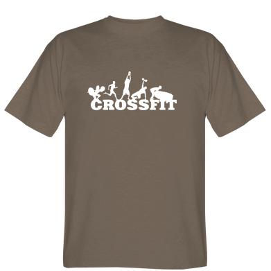 Футболка Crossfit