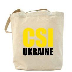 Сумка CSI Ukraine