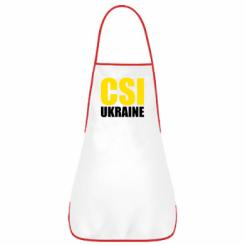 Фартух CSI Ukraine