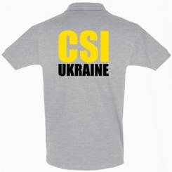 Футболка Поло CSI Ukraine