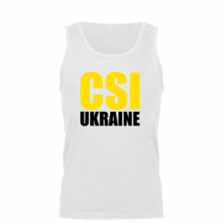 Майка чоловіча CSI Ukraine