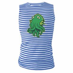 Майка-тільняшка Cute Octopus