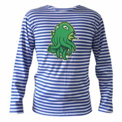 Тільник з довгим рукавом Cute Octopus