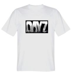 Футболка Dayz Logo