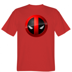 Футболка Deadpool Logo