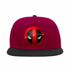 Снепбек Deadpool Logo