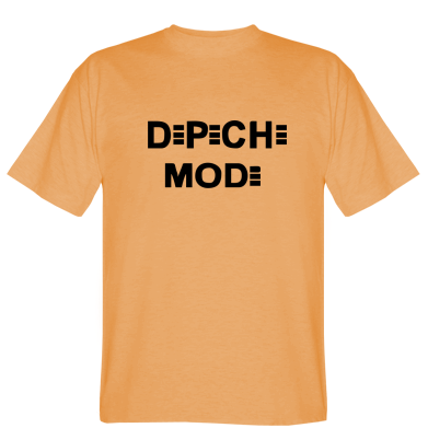 Футболка Depeche Mode Logo