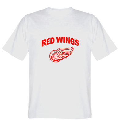 Футболка Detroit Red Wings