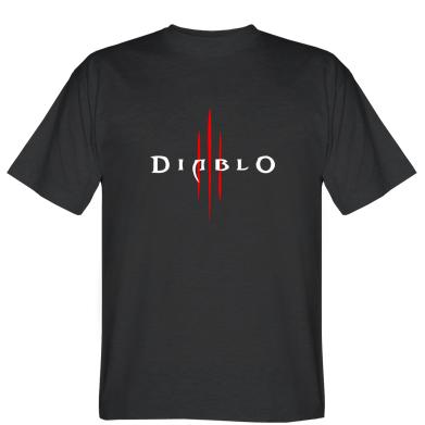 Футболка Diablo 3
