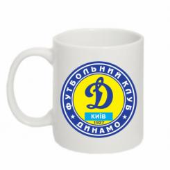 Купити Кружка 320ml Динамо Київ