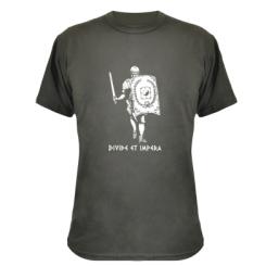 Купити Камуфляжна футболка Divide et Empera