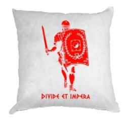 Купити Подушка Divide et Empera