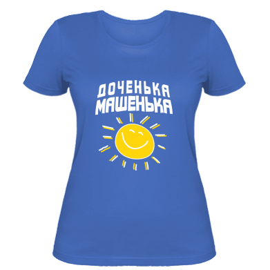 Жіноча футболка Донечка Марійка