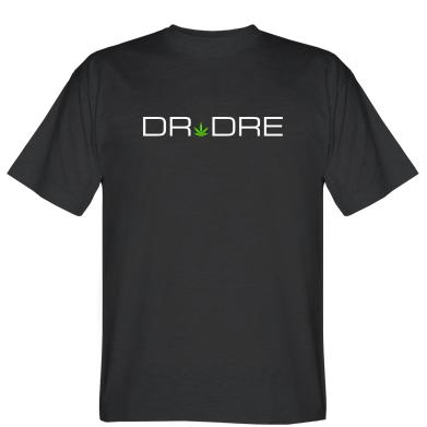 Футболка Dr.Dre Cannabis